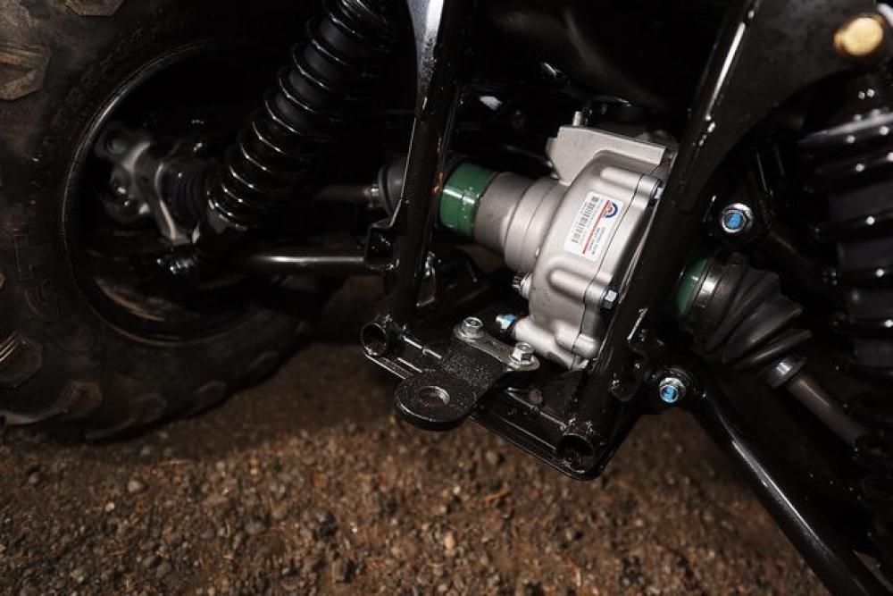 ALL NEW YAMAHA KODIAK 450 | Friel ATV Sales & Quad Breakers