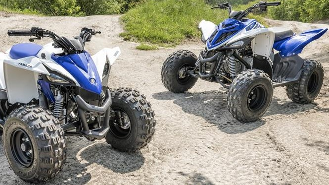 50cc yamaha quad bike bicycling and the best bike ideas for Yamaha raptor 50cc