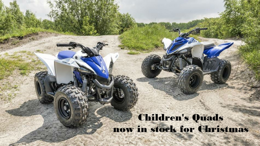 Childrens Quads