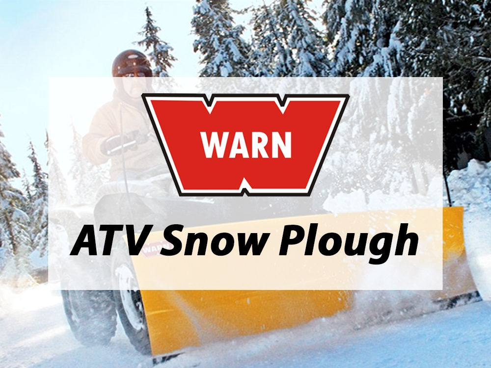 ATV Snow Ploughs